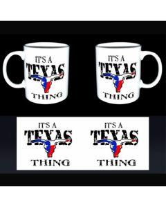 Mug - It's A Texas Thing 739902