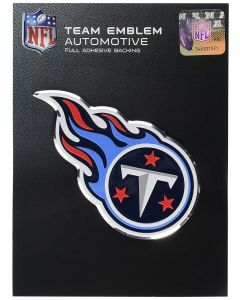 NFL Tennessee Titans Auto Emblem - Color