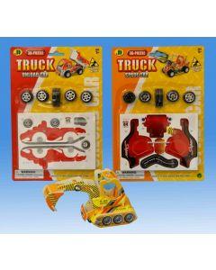 Truck Unload Car TY20529