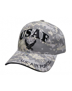 United States Air Force - USAF w/Wings Digi A04AIA04-CM/BK