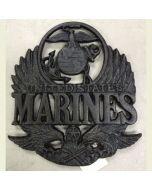 Texas Decor - Cast Iron Marine Trivet 56484