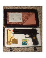 Airsoft Gun - 2 Gun/Case 169B1+1