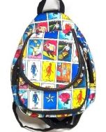 Back Pack Loteria B4-1548 OVAL