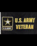 Flag - United States Army Veteran 3X5 #1625