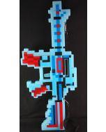 Machine Gun 3D 7436
