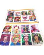Make Up Bag - Frida BKC-60113B SOLD BY THE DOZEN