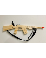 AK-47 Wooden Rubber Band Gun