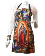 Guadalupe Apron BAF60132CB SOLD BY THE DOZEN
