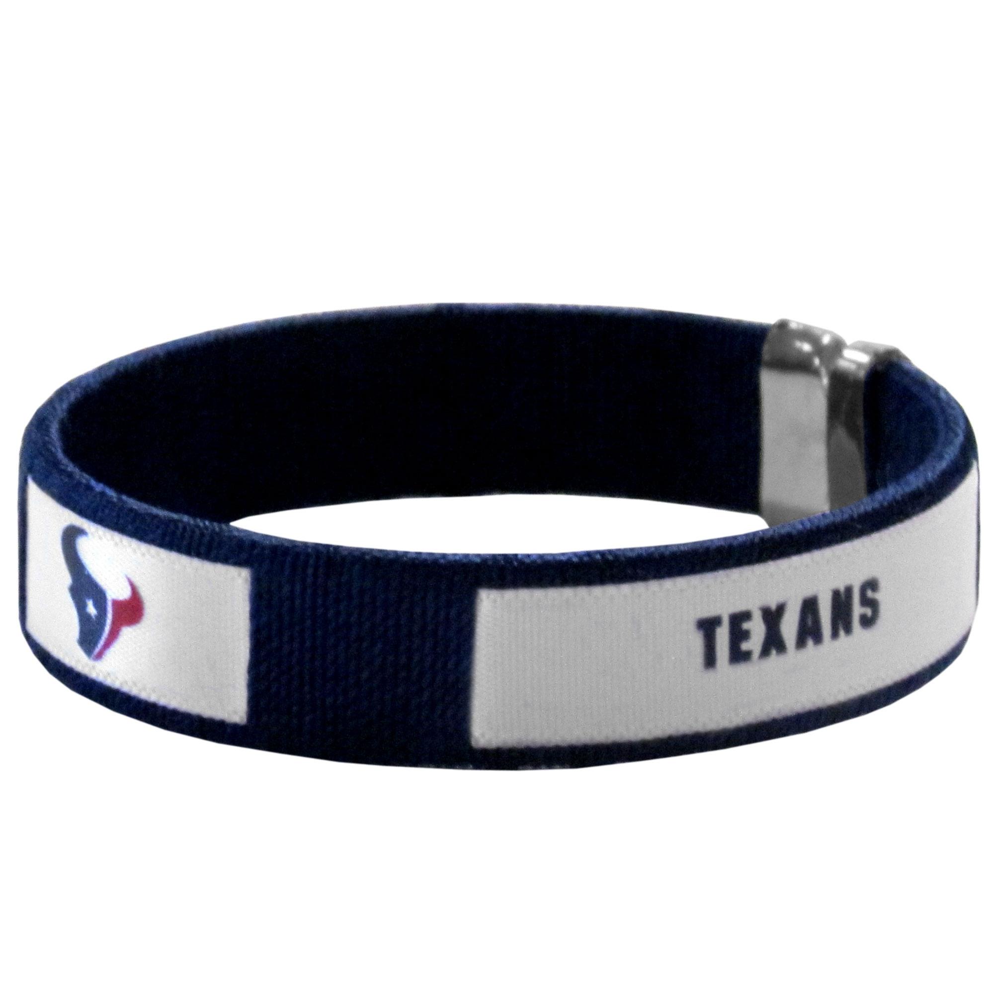 NFL Houston Texans Fan BRACELET