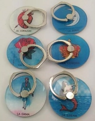Loteria CELL PHONE Ring SOLD BY THE DOZEN