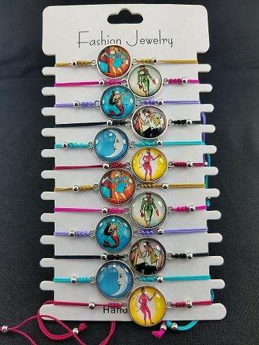 Fashion - Jewelry - Loteria BRACELET BEB-60079A