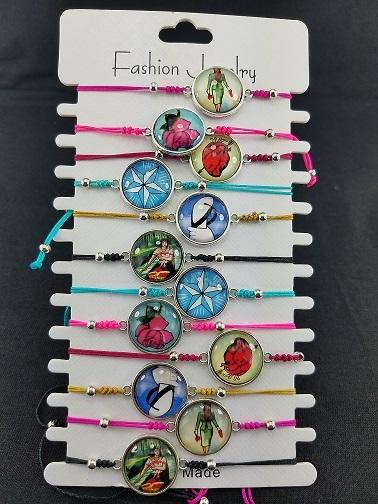 Fashion - Jewelry - Loteria BRACELET BEB-60079B