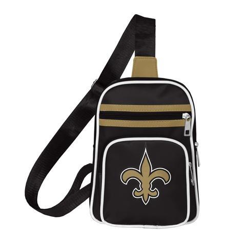NFL New Orleans SAINTS Mini Crossbody Purse