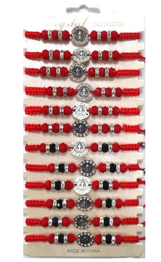 Fashion - Jewelry - San Benito BRACELET YBT-3086 SOLD BY THE DOZEN